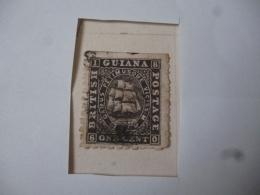 BRITISH GUIANA SG 0085 1 CENT USED - Guyana Britannica (...-1966)