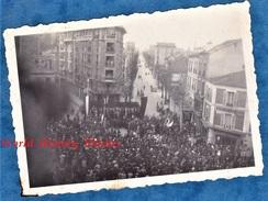 """Photo Ancienne - FONTENAY Aux ROSES ? Ou Environs - Manifestation à Identifier - Café """" A L Autobus """" - Sport"""