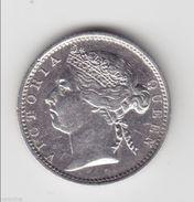 @Y@     STRAITS SETTLEMENTS 10 Cents 1900 (item 2904) - Inde
