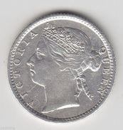 @Y@     STRAITS SETTLEMENTS 10 Cents 1894 (item 3117) - Inde