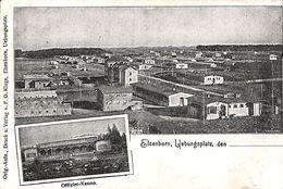 Elsenborn - Uebungsplatz - Offizier-Kasino (Kluger) - Elsenborn (camp)