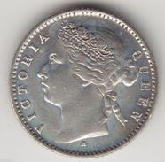 @Y@   STRAITS SETTLEMENTS 10 Cents 1882 (item 4560) - Inde