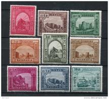 Rumania 1941. Yvert 670-77A ** MNH. - 1918-1948 Ferdinand, Charles II & Michael