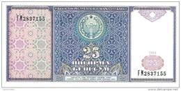 Uzbekistan - Pick 77 - 25 Sum 1994 - Unc - Uzbekistan