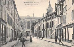 REMIREMONT - Rue Franche Pierre - Remiremont