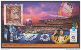 """HONG KONG    """"Olimpiada""""  Block        S-397 - Summer 1996: Atlanta"""
