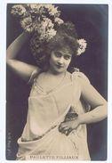 Paulette Filliaux, Artiste 1900 - Teatro