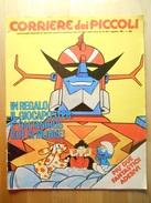 CORRIERE DEI PICCOLI N. 32 1981 + POSTER - Corriere Dei Piccoli