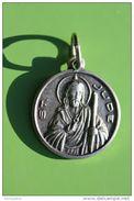 """Pendentif Médaille Religieuse """"Saint Jude""""  Métal -  Religious Pendant - Religion & Esotericism"""