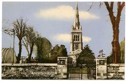 KETTERING : PARISH CHURCH - Northamptonshire