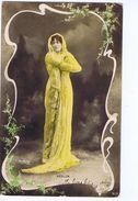 Héglon, Artiste 1900 , Reutlinger ; Décors E. Michay - Theatre