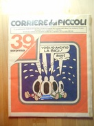 CORRIERE DEI PICCOLI N. 24 1978 - Corriere Dei Piccoli