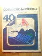 CORRIERE DEI PICCOLI N. 25 1978 - Corriere Dei Piccoli