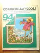 CORRIERE DEI PICCOLI N. 29 1979 - Corriere Dei Piccoli