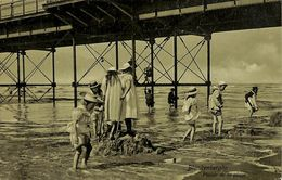 Blankenberghe Blankenberge - Plaisir De La Plage (animée, Enfants, Dr Trenkler, 1908) - Blankenberge