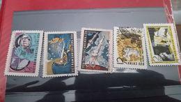 VIETNAM 1962 USATI SERIE COMPLETA - Vietnam