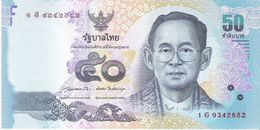 Thailand - Pick 119 - 50 Baht 2012 - Unc - Thaïlande