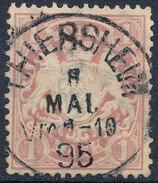 Stamp German States Bavaria 1m 1881-1906 Used Lot#4 - Bavière