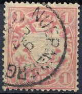 Stamp German States Bavaria 1m 1881-1906 Used Lot#11 - Bavaria