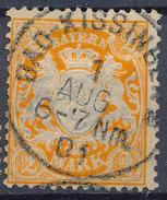 Stamp German States Bavaria 2m 1881-1906 Used Lot#37 - Bavaria