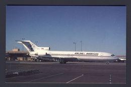 AIRLINE OF THE AMERICAS ~ Boeing B-727-225 N357PA MSN 20627 ~ Phoenix Sky Harbor International Airport Phoenix, Arizona - Avions