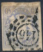 Stamp German States Bavaria 6kr 1867 Used Lot#46 - Bavaria