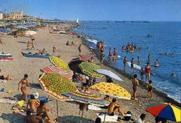 Marina Di Massa - La Spiaggia - 36063 - Formato Grande Viaggiata – E 3 - Massa