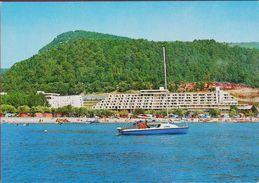 Joegoslavie Istria Rabac Hotel Mimosa Jugoslavia Opatija Riviera Yugoslavia Pozdrav Iz Zagreb Postcard 1973 - Yugoslavia