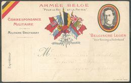 C.P. Armée Belge - 12297 - Guerra 14 – 18