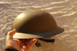 CASQUE MARK II PEUT ETRE PAYS BAS - Headpieces, Headdresses