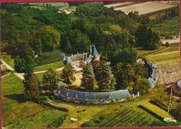 Baugé-en-Anjou Le Château De Grésillon Kulturdomo De Franclandaj Esperantistoj Kastello Esperanto (fold - Pli) - France
