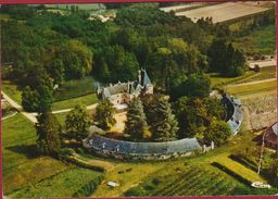 Baugé-en-Anjou Le Château De Grésillon Kulturdomo De Franclandaj Esperantistoj Kastello Esperanto (fold - Pli) - Autres Communes