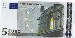 VF NOTA 5 EUROS DA FINLANDIA  J.C.T. E001 B2 L08755125746 - EURO