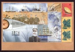 Argentina - Lettre - Grands Voiliers - Navires - Briefe U. Dokumente