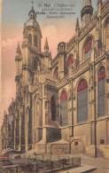 HALLE - Kerk, Algemeene Buitenzicht - Halle