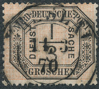 Stamp German States OFFICIAL STAMPS 1870 1/3gr Lot#16 - North German Conf.