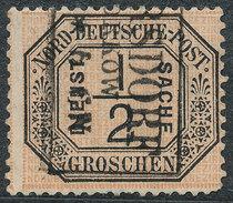 Stamp German States OFFICIAL STAMPS 1870 1/2gr Lot#16 - North German Conf.