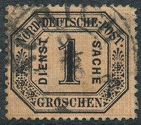 Stamp German States OFFICIAL STAMPS 1870 1gr Lot#16 - North German Conf.