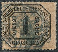Stamp German States OFFICIAL STAMPS 1870 1gr Lot#17 - North German Conf.