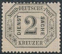 Stamp German States OFFICIAL STAMPS 1870 2kr Lot#28 - North German Conf.