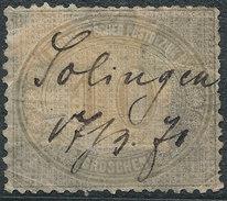 Stamp German States  1869 10gr Lot#29 - North German Conf.