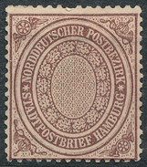 Stamp German States  1868 1/2gr Lot#29 - North German Conf.