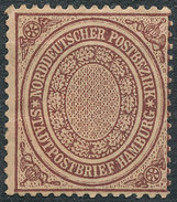 Stamp German States  1868 1/2gr Lot#31 - North German Conf.