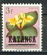 COB  33  **  (K34) - Katanga