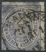 Stamp German States  1868 7kr Lot#44 - North German Conf.