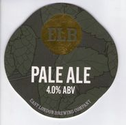 EAST LONDON BREWING COMPANY (LONDON, ENGLAND) - PALE ALE - PUMP CLIP FRONT - Signs
