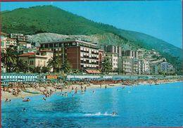 Spotorno Hotel Royal E Spiaggia Liguria Italia 1982 - Savona