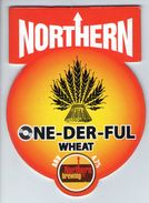 NORTHERN BREWING - ONE-DER-FUL WHEAT - PUMP CLIP FRONT - Signs