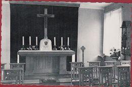 SCHOTEN - Kasteel Villers - Mariaburcht - Opleidingscentrum Tot Gezinsleven - Kapel 1969 - Schoten