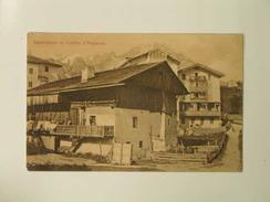 BELLUNO 123 Cortina Bauernhaus 1918 - Belluno